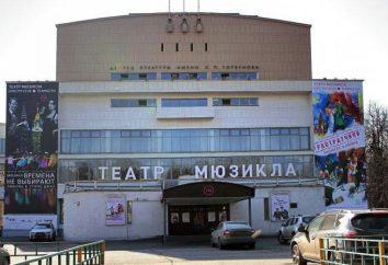 teatr muzyczny w Bagrationowsk: teatru, repertuar jak dojechać