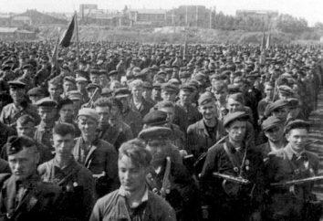 Sede central del movimiento partisano. Organización subterránea en la URSS