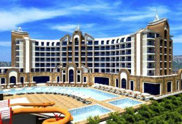 Hotel A Lumus Deluxe Resort Spa 5 * (Turquia, Alanya): comentários, descrições e comentários
