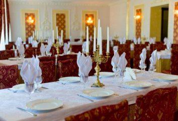 """Restaurant """"Imperial"""" (Orenburg) – ein idealer Ort für romantische Rendezvous und Hochzeiten"""