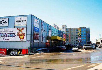 Centra handlowe Stawropol: opis