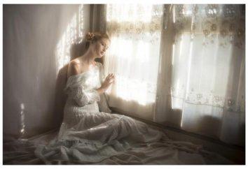 Perché il sogno di un abito bianco? libro dei sogni dà la risposta