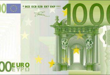 euro – a moeda da União Europeia. História do curso. A introdução da moeda