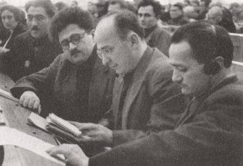 Beria Lavrenty Palych: forte personalidade na história da União Soviética