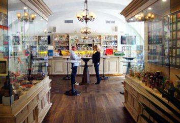 Musée de la vodka. Histoire de la boisson russe