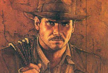 """Słynny franczyzy, """"Indiana Jones"""": wszystkie filmy w kolejności, wykaz obrazów"""