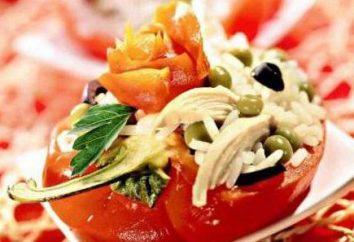 La salade originale et délicieuse de « Carmen »