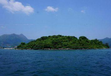 Île Phantom à Hong Kong à la vie