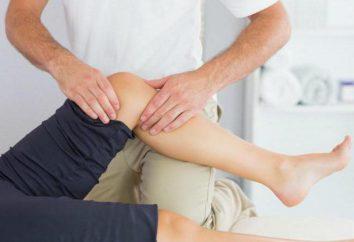 Zapalenie łąkotki: przyczyny, objawy, leczenie. Ostry ból w kolanie