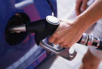 Carburante: tasso di consumo. I tassi di applicazione di carburanti e lubrificanti per l'auto