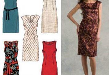 Motif robe cas et en particulier des patrons de couture