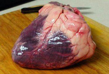 Smaczne mięso wołowe serce: przepis multivarka