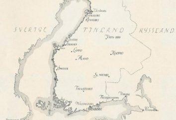 1721 in der russischen Geschichte. Russische Reich Bildung