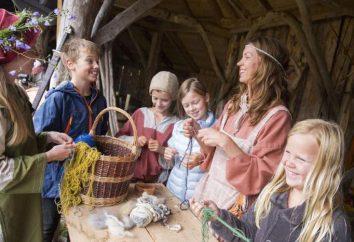 Tradycji i kultury w Norwegii