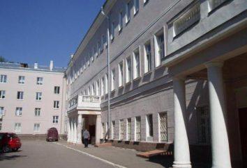 Niżny Nowogród Conservatory Glinka: adres, wydziały, warunki szkolenia