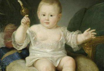 portrait historique et politique d'Alexandre 1: description et faits intéressants