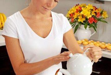 pérdida de peso sabrosa: té con canela y el laurel. Los comentarios y recetas