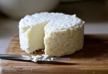 ricotta e panna acida dal latte: ricetta