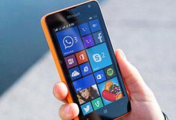 Microsoft Lumia 430 Telefon komórkowy: przegląd, funkcje i opinie