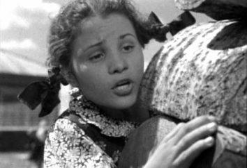 Vinogradova Mariya Sergeevna: biografia e filmografia