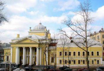 Moskwa Synagoga: opis zabytków