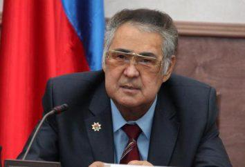 Kemerovo Regione Governatore Aman Tuleyev: biografia, la nazionalità
