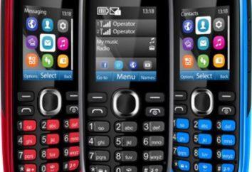 Nokia 112: specyfikacje, firmware, cena i opinie klientów