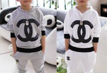 Comment choisir un costume de sport pour enfants pour un garçon?