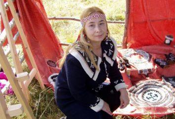 Des exemples des peuples de la Russie. Coutumes et traditions des peuples de la Russie