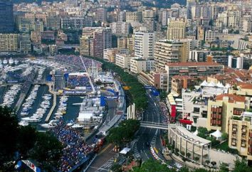 """""""Fórmula-1"""": el Gran Premio de Mónaco"""