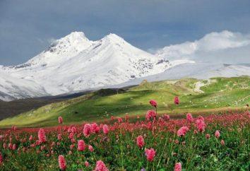 Attractions Elbrus: description, histoire et faits intéressants