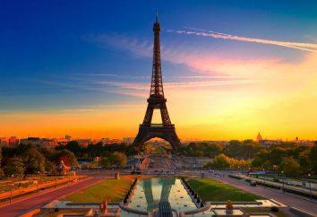 Interessanti informazioni circa le attrazioni della Francia. L'attrazione principale della Francia
