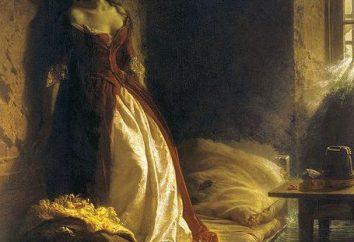 """Księżniczka Tarakanov"" obraz K.Flavitskogo: historia, opis"