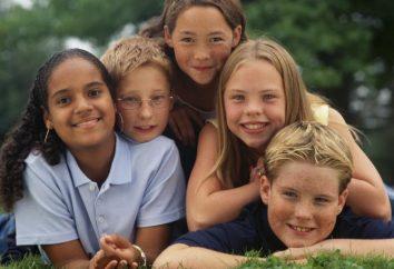 Que competições desportivas para as crianças podem chegar a?