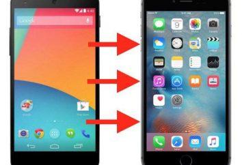 """Como transferir dados a partir do """"Android"""" na """"Android"""": instruções passo a passo, uma descrição do programa e"""