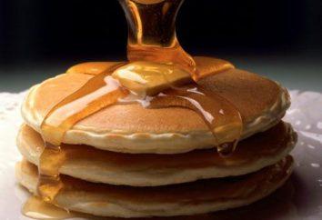 Pancake di latte: la ricetta con una foto