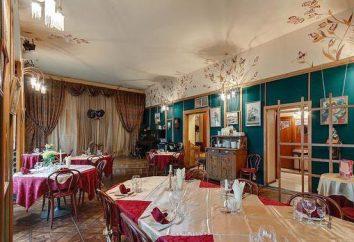 « Vieux Village », un restaurant à Saint-Pétersbourg, adresse, Menu commentaires