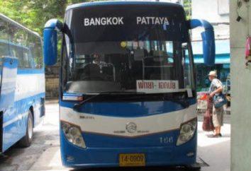 Como chegar de Bangkok a Pattaya por conta própria?