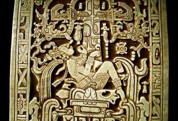 dioses mayas: los nombres y la historia