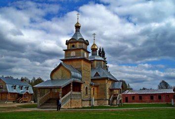 pustynie Nikandrova (rejon Psków): historia, zabytki