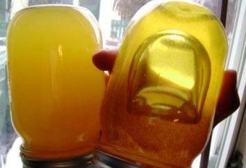 Quando si ripone lo zucchero miele. Perché cristallizzare?