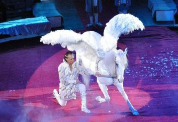"""""""Circo real"""" Gia Eradze – un verdadero cuento de hadas, en el que yo quiero creer"""