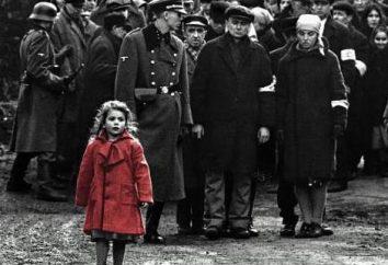 """W filmie """"Lista Schindlera"""": aktorzy"""