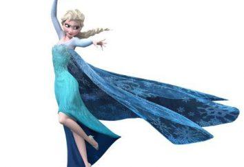 """El nuevo juego Elsa ( """"Cold Heart"""") con sus propias manos"""