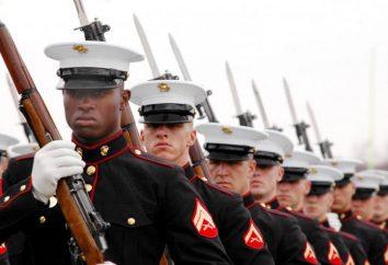 Niektóre zalecenia, w jaki sposób dostać się w Marines