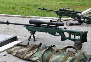 SV-98: características de desempenho, preço e foto rifle sniper russo