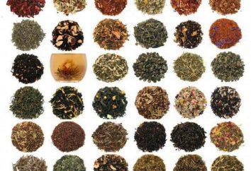 Chinesischer Tee: Typen, Beschreibung und Eigenschaften