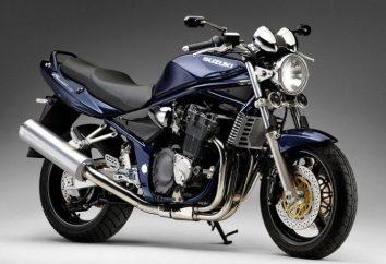 """Motocykl """"Suzuki Bandit 1200"""": specyfikacje techniczne, opisy i recenzje"""