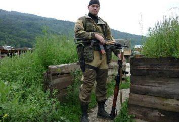 """Front Terek"": Boris Gromov, son travail"