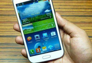 Smartphone Samsung Samsung 8552 (Samsung Galaxy Win GT-I8552): opis, funkcje i opinie.